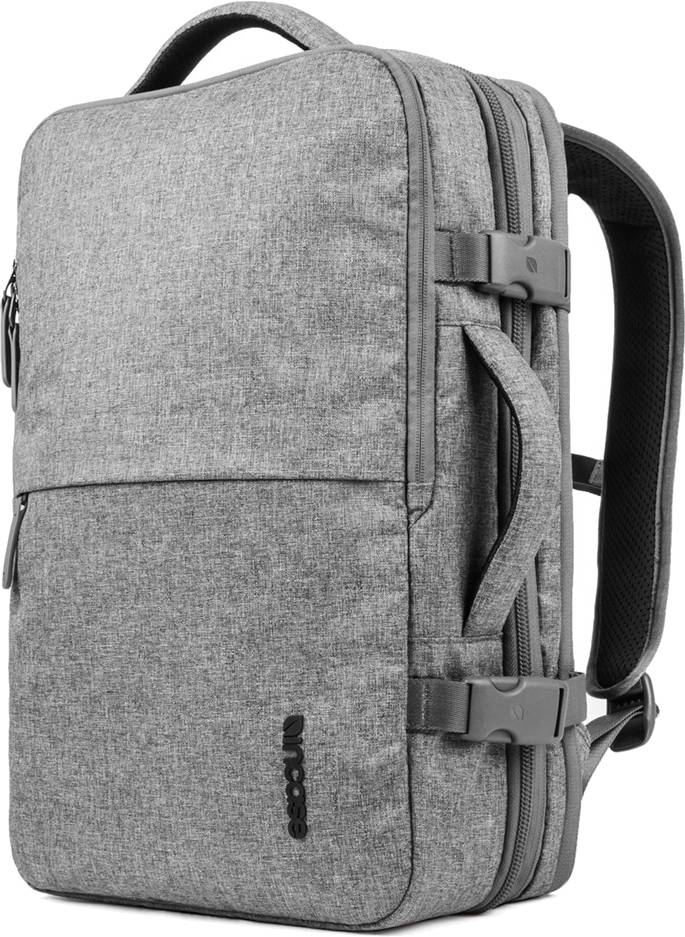 Incase CL90020 - Eo Travel Backpack Heather Gray - click for details.