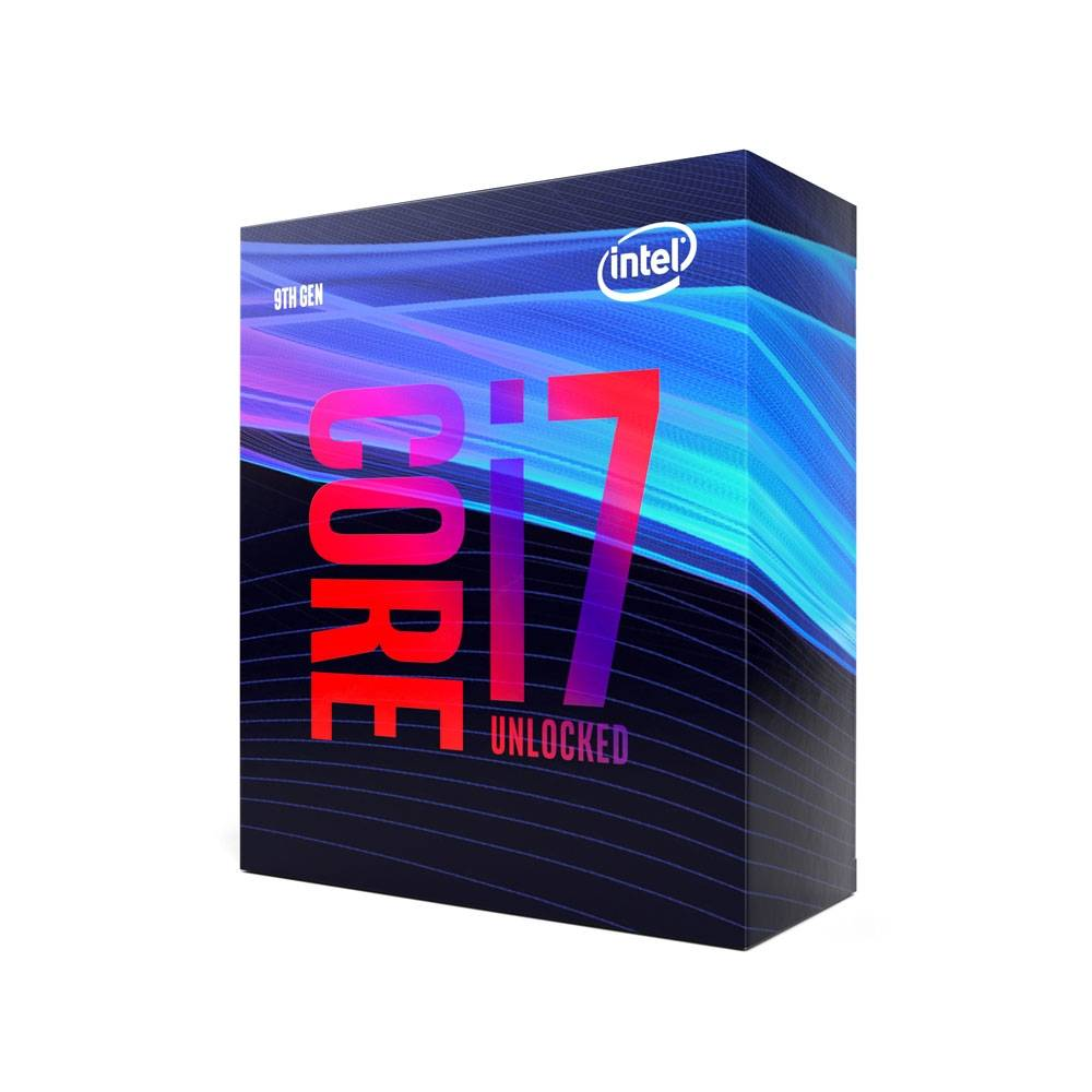 Intel BX80684I79700K - I7-9700k 8c Lga1151 3.6g 12mb Ddr4 Box - click for details.